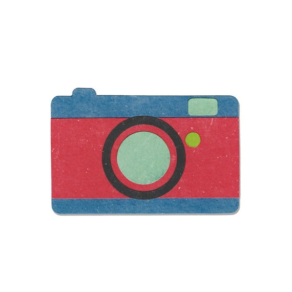 Sizzix Bigz Die - Camera #2 by Echo Park Paper Co. 660449