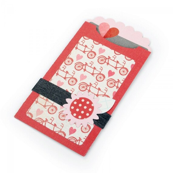 Sizzix Bigz XL Die - Gift Card Holder #2 by Echo Park Paper Co.