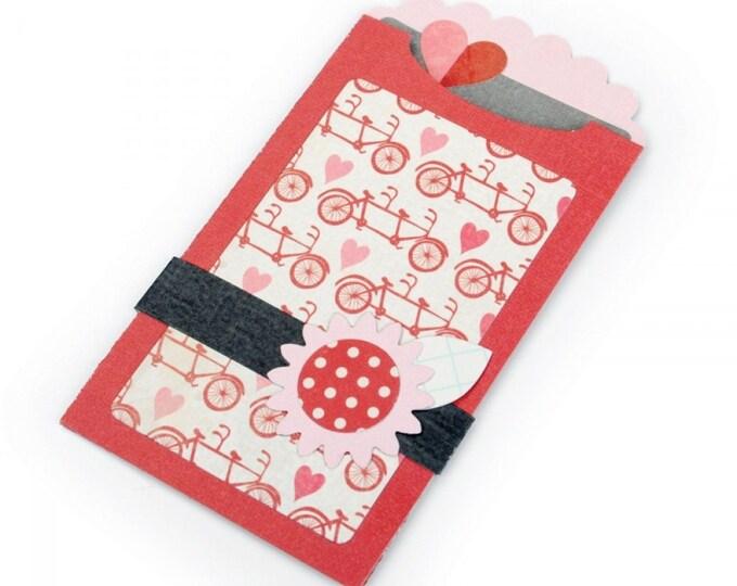 Sizzix Bigz XL Die - Gift Card Holder #2 by Echo Park Paper Co.