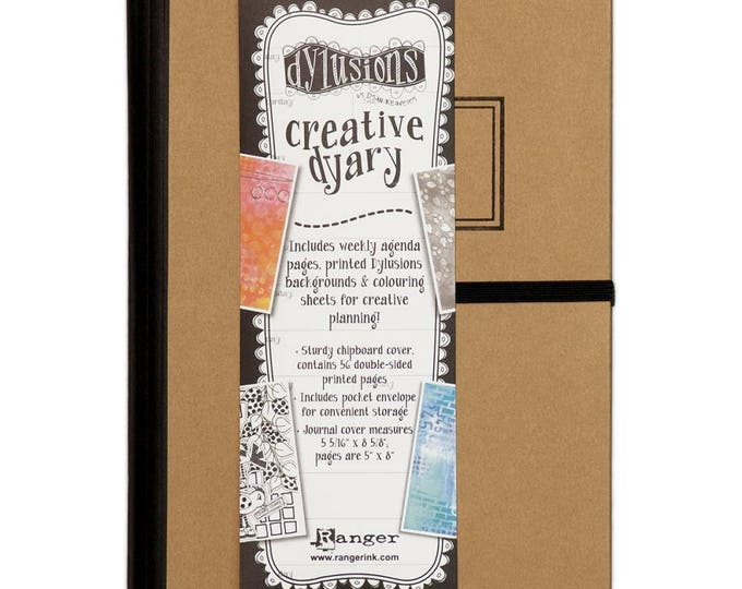 Ranger Dylusions Creative Dyary (Diary) by Dyan Reaveley