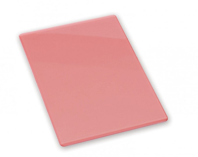 Sizzix Accessory - 1 Single Cutting Pad, Standard (Coral)