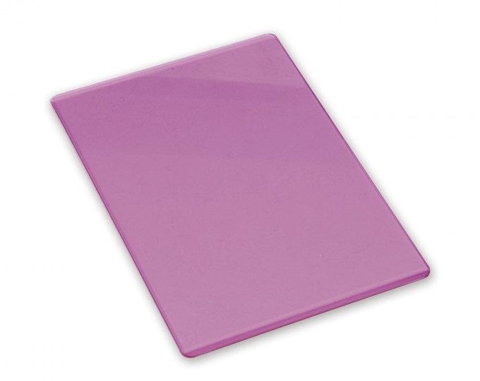 Sizzix Accessory - 1 Single Cutting Pad, Standard (Lilac)