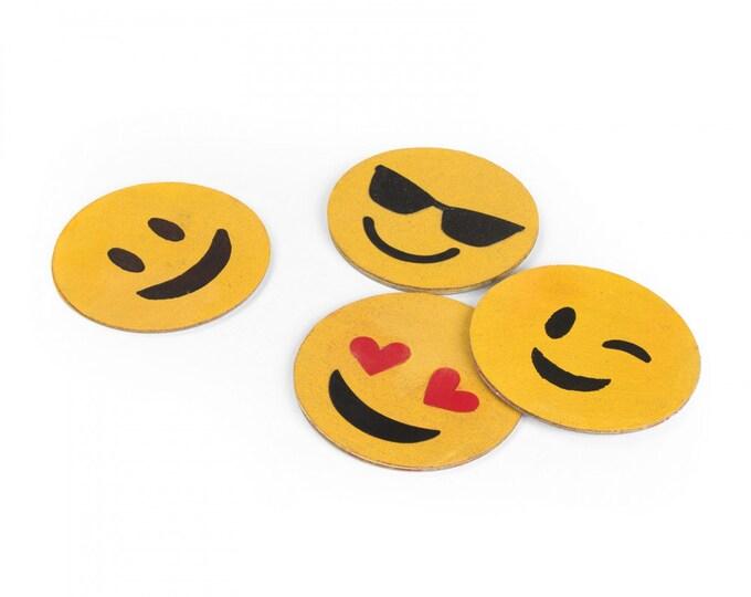 New! (will ship July 25th) Sizzix Bigz Die - Emojis by Katelyn Lizardi 662821