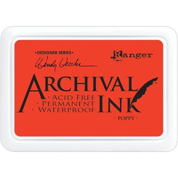 POPPY Wendy Vecchi Archival Ink Pad by Ranger