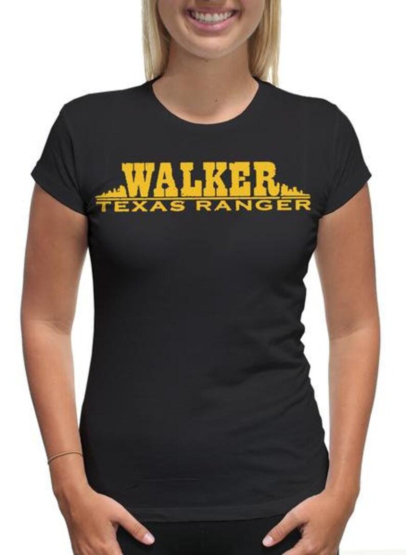 0c0aad39337eb4 Chuck Norris Texas Ranger Shirt Vintage Walker Texas Ranger