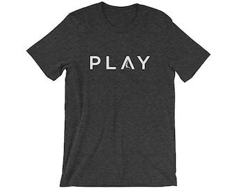 PLAY - Men's Triblend Tee