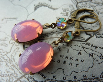 Elster Lilys Rosaopale | Earrings