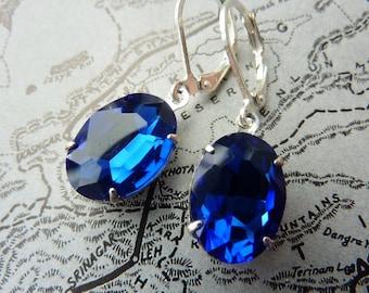 Elster Lillys Royalinchen | Earrings