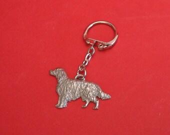 Irish Setter Motif A6 Tan Notebook Journal Christmas Mother Father Dog Gift