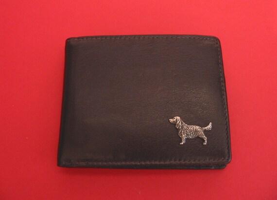 Springer Spaniel Pewter Motif Tie Clip Man/'s Gift Vet Pet Springer Spaniel Gift