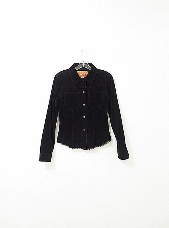 Vintage Guess Corduroy Jacket -
