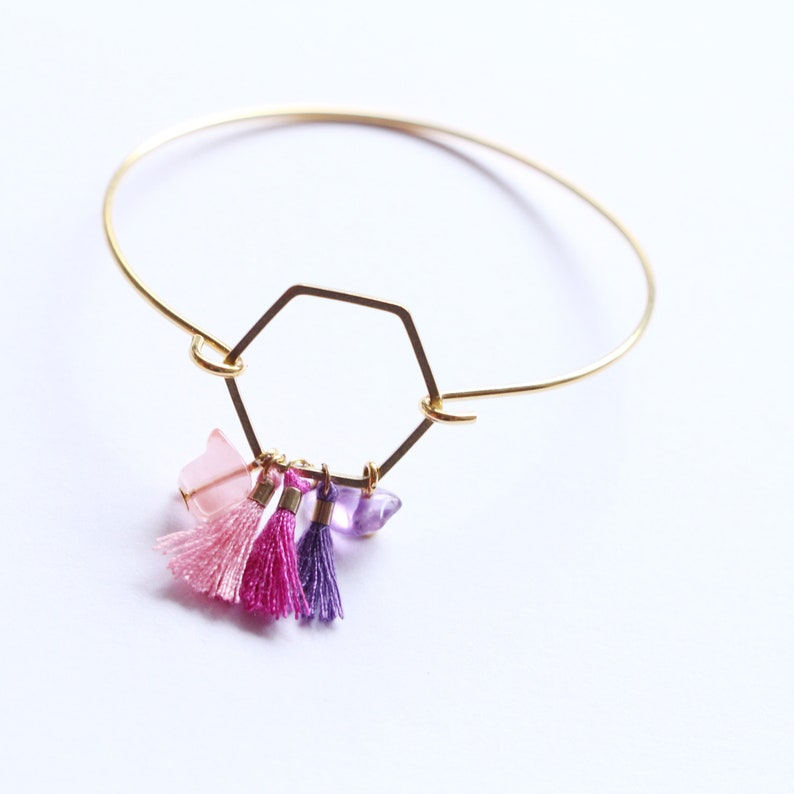 Bracelet autumn rose