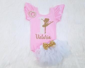 8a4977f5b161 Ballerina birthday