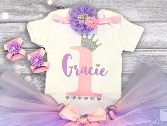 Princess Birthday Personalized Shirt 1st 6th