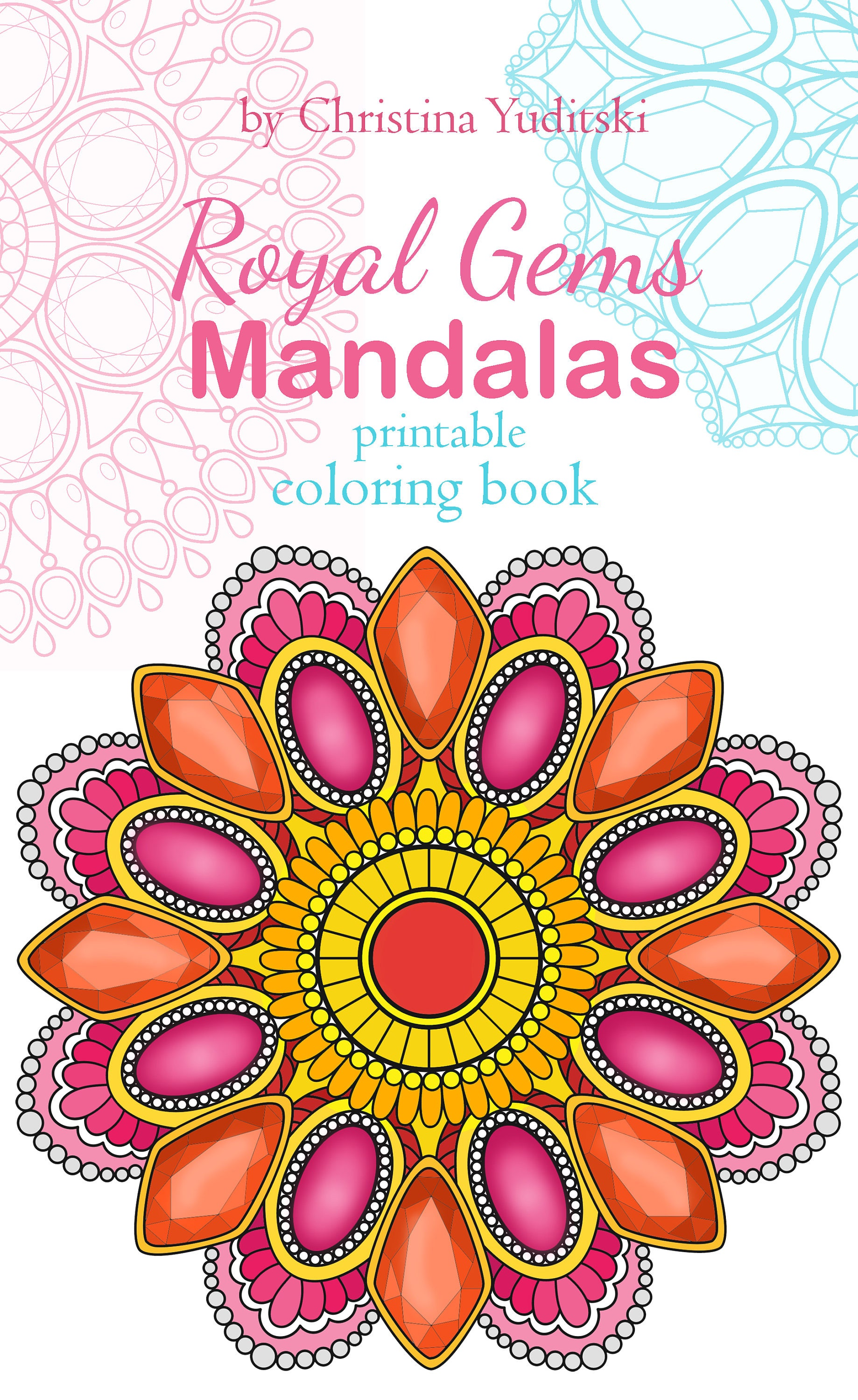 coloring mandala bookcoloring pages downloadprintable