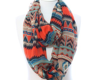 Tribal Southwestern Aztec Scarf Spring Summer Women Accessory Gift For Her  Fashion Holiday Perfect Gifts Ideas For Her Him Trending items
