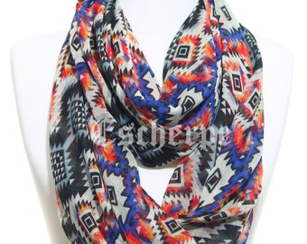 f31b8c56147 Tribal Scarf Southwestern Aztec Scarf Spring Summer Accessory Gifts For Her  Woman Fashion Scarf Holiday Girlfriends Gift Ideas For Her Mom