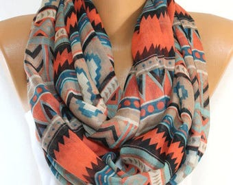 SALE Tribal Southwestern Aztec Scarf Best Seller Women Fashion Accessory Holiday Perfect Christmas New Year Gifts Ideas For Her Him Friend