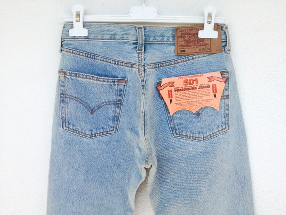 in 29 original Vintage L 34 1990s W Spain Levi's made 501 A8IqxIwnP