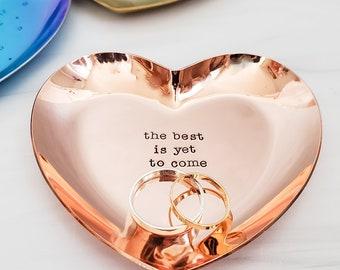 Engagement Gift Jewelry Holder Ceramic Ring Dish Trinket Dish My Sh!t Design Engagement Ring Holder