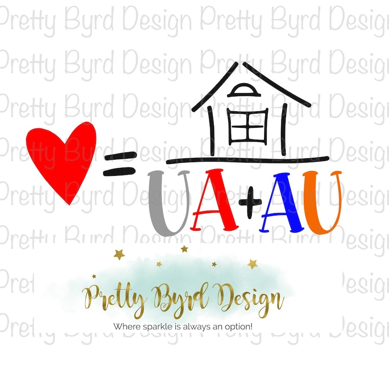 House Divided SVG, Alabama and Auburn, Alabama Crimson Tide, Svg Cutting  File, Cute House Divided SVG, SVG Cutting File, Silhouette Cricuit