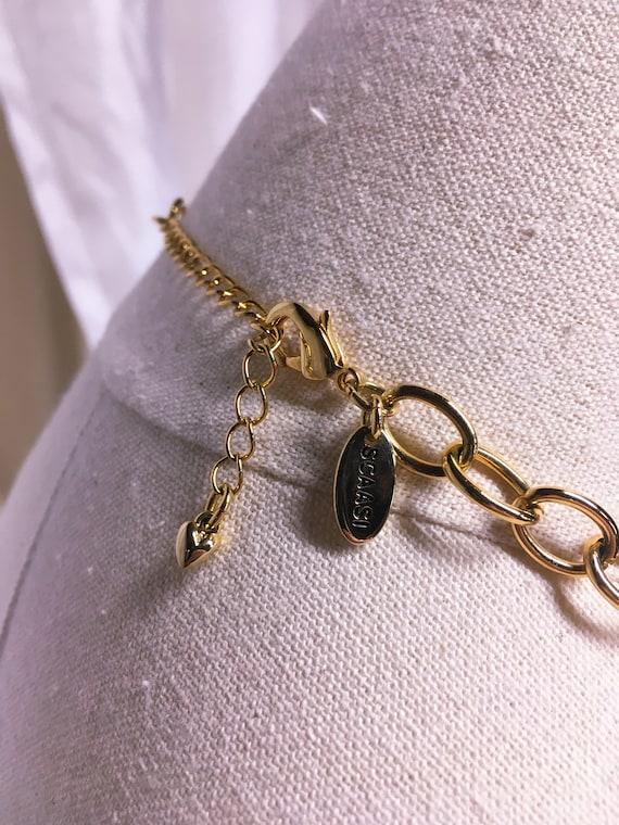 Vintage Scaasi Opulent Crystal Bib Signed Necklace - image 5