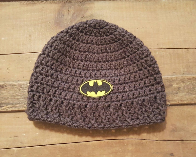 08eab1cf3ae Batman Beanie for Toddler Batman Hat Winter Hat Toddler Hat