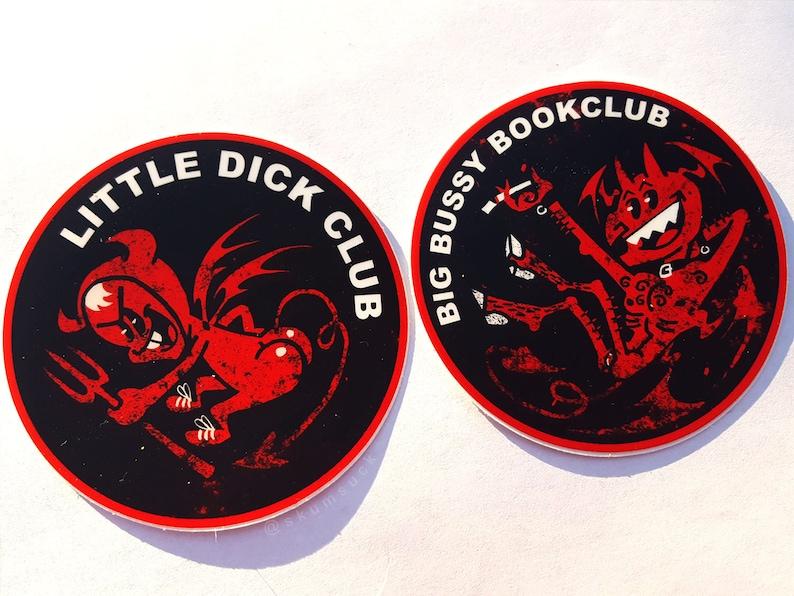stor Dick klubb
