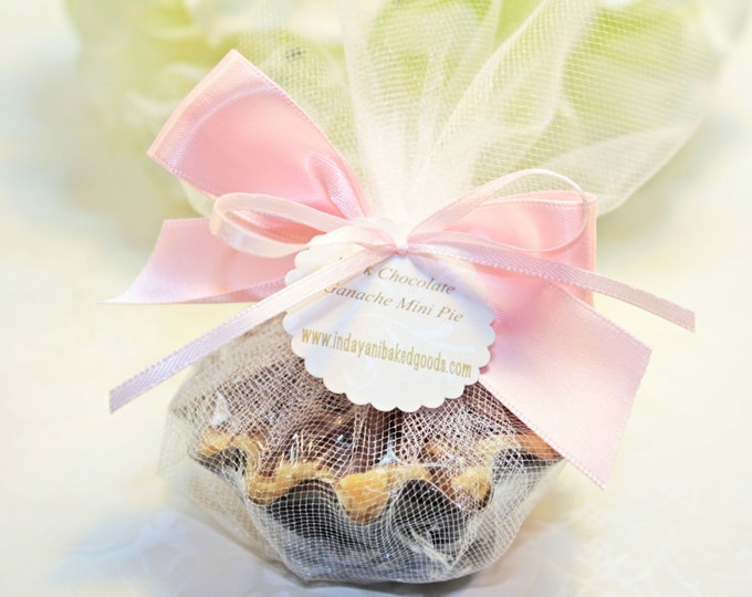 Featured listing image: Valentine's gift , Edible gift ideas, Gourmet Mini Pie  - 6 pcs. Mini Fruit Pies