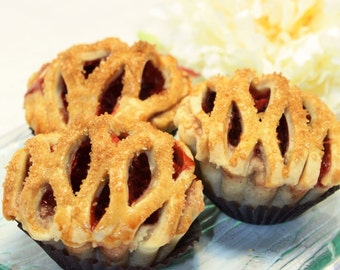 Mini Pies and Mini Tarts