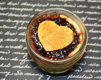 Organic Cherry Pie in the jar - 3 pcs.