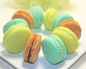 Gourmet French Macaron, Organic - 5 dozens