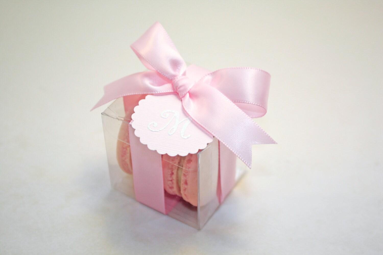 Fantastic Macaron Wedding Favor Boxes Illustration - Wedding Dress ...
