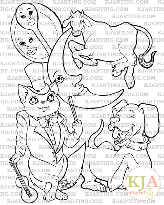 Diddl coloring pages on Coloring-Book.info | 711x570