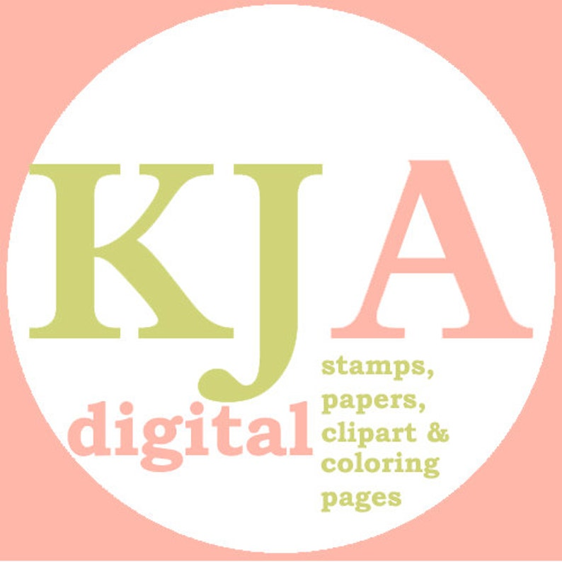 Line/_Art Printable/_00094 KJArting Pendant Digi-Stamp