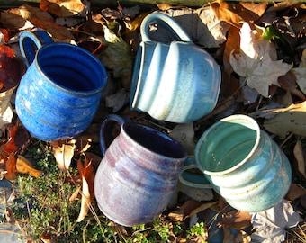 Large Ceramic Mugs