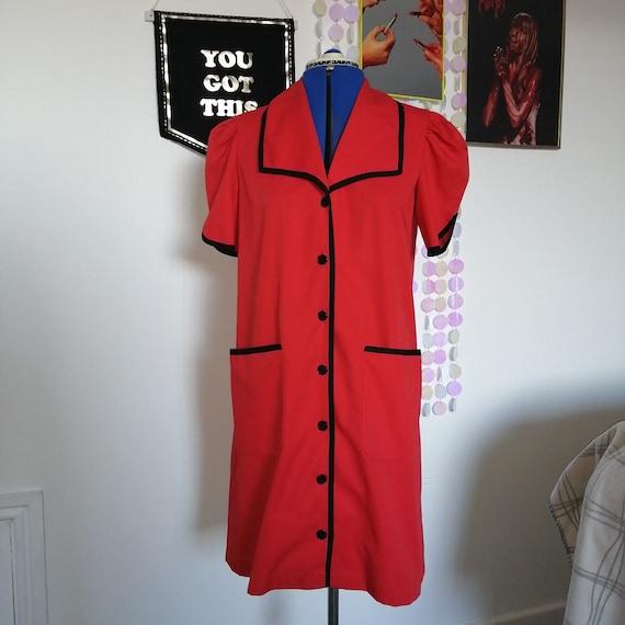 True vintage 1960s Givenchy dress - image 1