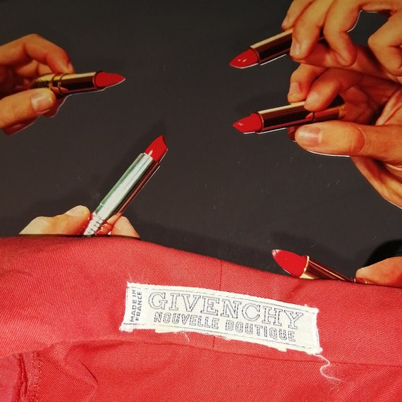 True vintage 1960s Givenchy dress - image 3