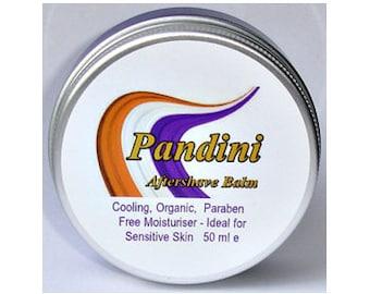 Pandini - Fragrance-Free, Paraben-Free - Post-Shave Balm