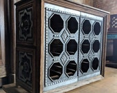 1920s Spanish Influence Wine Rack Bar Beer Kitchen Mexico Western French Country