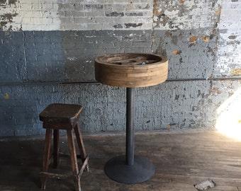 FILCA Industrial Style Bar Table Bar Ware Steampunk