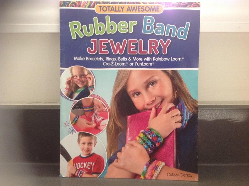 pattern book Rubber Band Jewlery