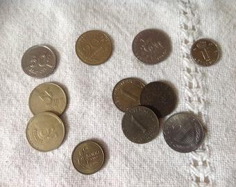 Coins & Money
