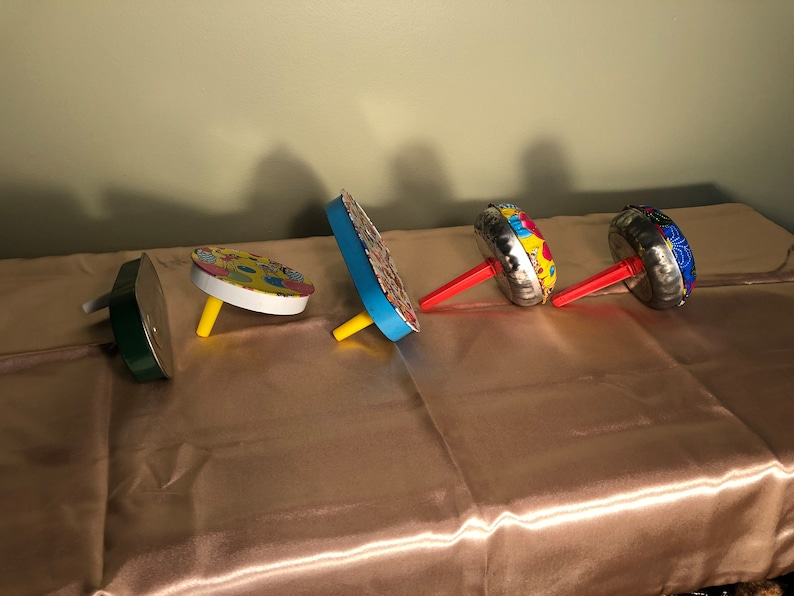 Lot of vintage noise makers