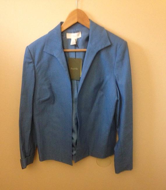 Marshall Fields Blue Blazer