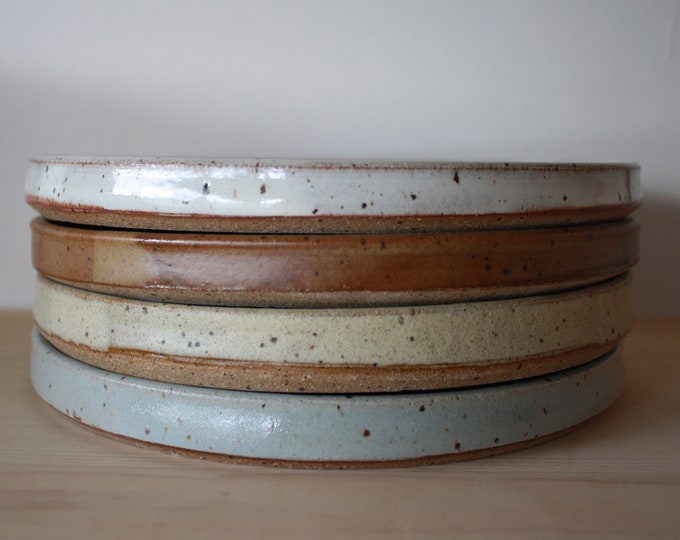 Wedding Registry - Jason & Caitlin - Salad Plates - KJ Pottery