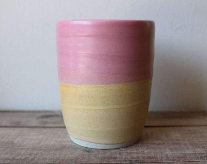 Tumbler - Coffee Mug - Handmade - Ceramics & Pottery - KJ Pottery