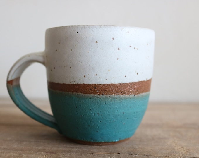 Wedding Registry - Tori & Nick - Coffee Mugs - KJ Pottery
