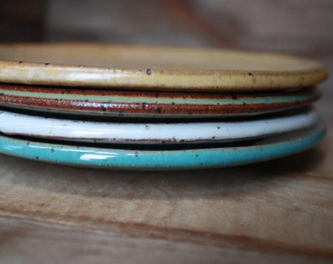 Carrie & John - Wedding Registry - Dinner Plates - KJ Pottery