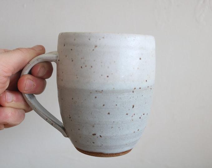 Custom mugs for Jessica - KJ Pottery